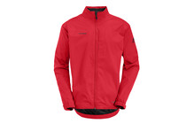 Vaude Men's Fluid Jacket red